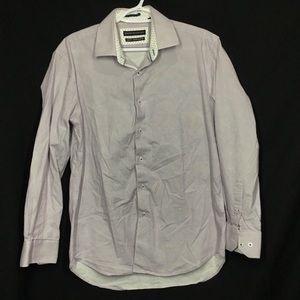 Report Collection Slim Fit Button Down